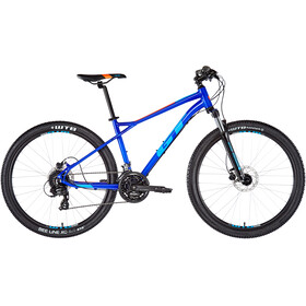 """GT Bicycles Aggressor Expert 27.5"""" gloss electric blue"""